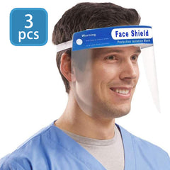 Adult Face Shield (3 Pcs)