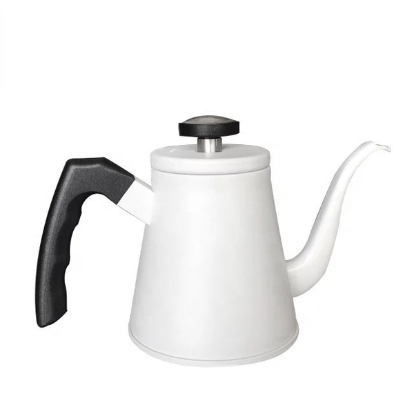 Pour Over Kettle  800 Ml - White