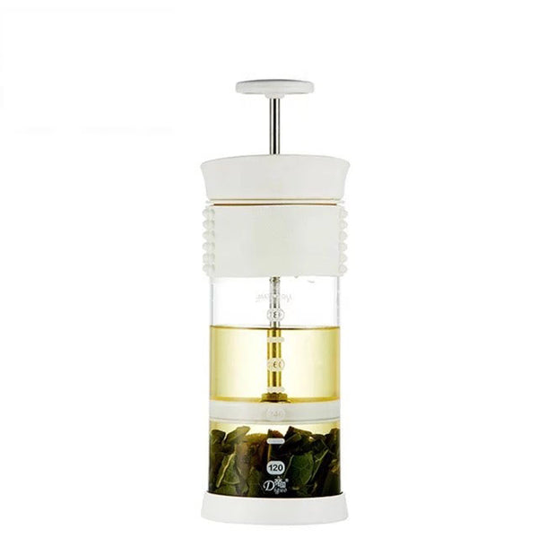 French Press 480 Ml white