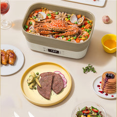 Electric food cooker