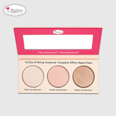 THE BALM -  Luminizing Palette