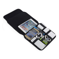 Cable Organizer Bag - Black