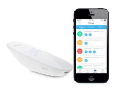 I HEALTH - Wireless Smart Glucose Monitoring System