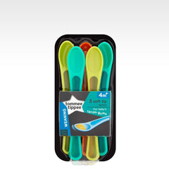 TOMMEE TIPPEE - Soft Tip Spoons