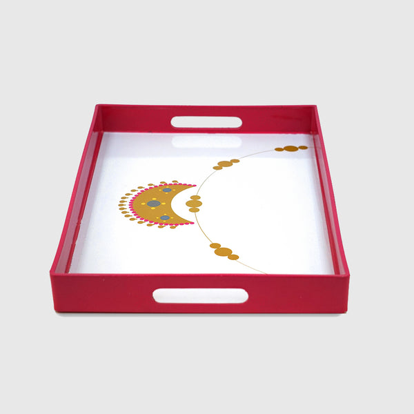 Serving Tray - Pink