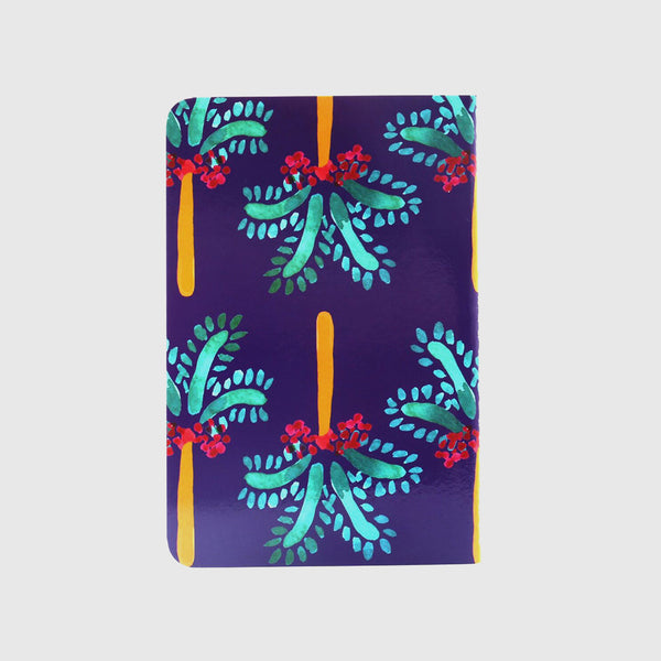 Pocket Notebook, Palmtrees