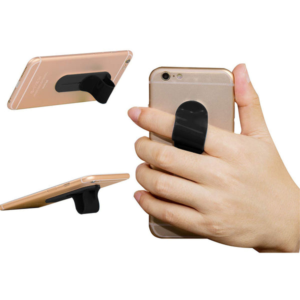 Mobile finger strap