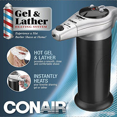 Gel and Lather Heater