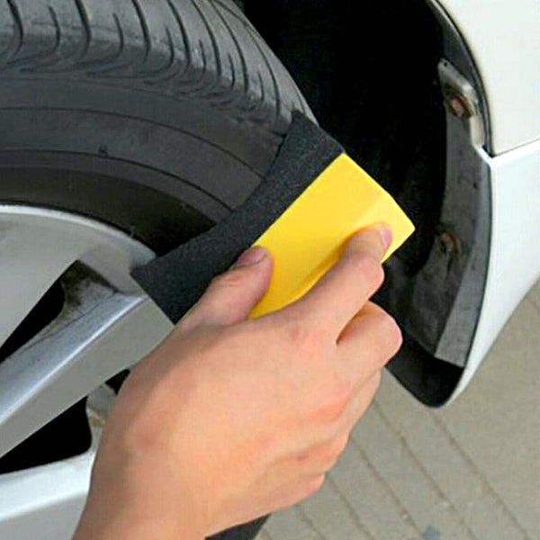 Tyre Dressing Applicator Sponge (3 pcs)