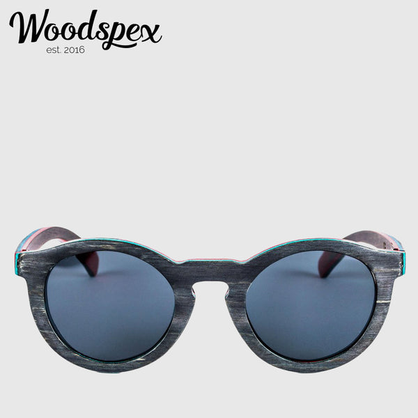 Duwood Sunglass - Maple Black