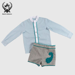 Boy's Clothes -  Green