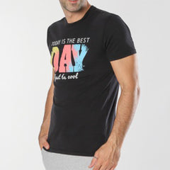 Best Day T-shirt - Black