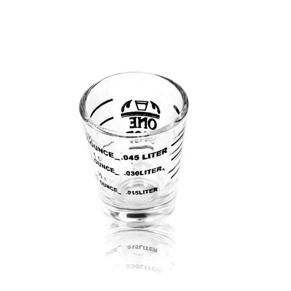 Espresso Measuring Glass Shot 45 Ml