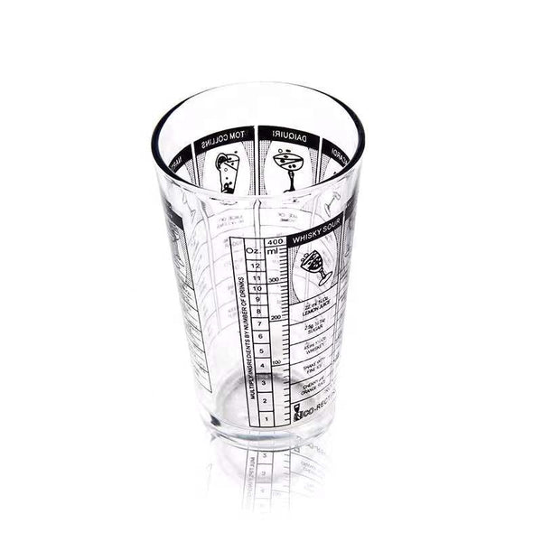 Beverage Measuring Glass  400 Ml