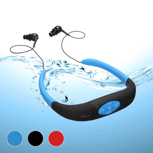 Waterproof mp3 Headset