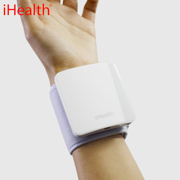 I HEALTH - Wireless Blood Pressure Wrist Monitor