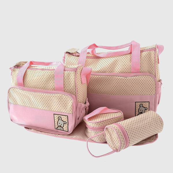 Baby Changing Bag - Pink