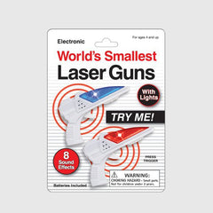 World's Smallest Lazer Gun
