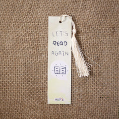 I need to read bookmark- set of 4