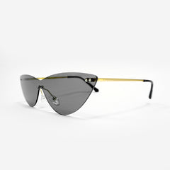 Sunglass - black &Gold #1