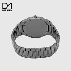 D1 Milano - Ultra Thin Gun Metal Black