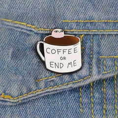 Pin - Coffee Or End Me