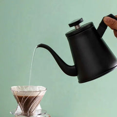 Pour Over Kettle  800 Ml - Black