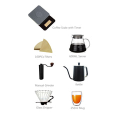 Specialty Coffee Equipment Set - Large