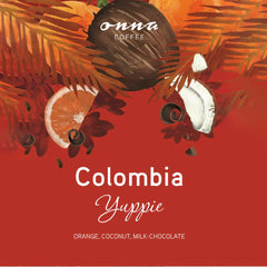 Onna Coffee - Colombia  Yuppie