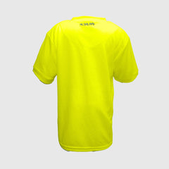 ALNASSR HOME - Boys T-Shirt - Yellow