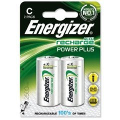 ENERGIZER - Rechargable Battery C 1.2 V