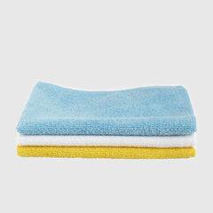 Small Microfibre cleaning cloths (3 pcs)