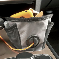 Car Organizer cup holder with charger