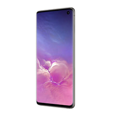 SAMSUNG - Samsung Galaxy S10 - 128 GB Black