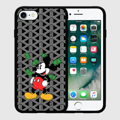 MONEY MICKEY - iPhone 7/7+ Case - Black