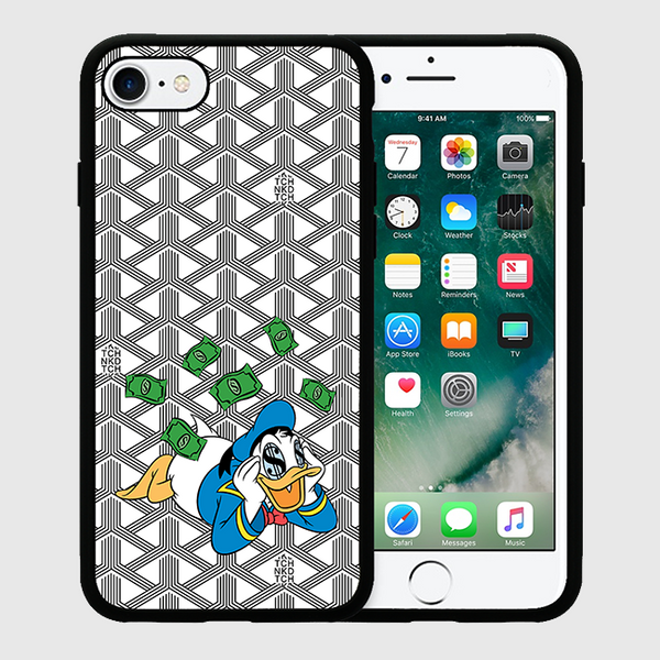 DREAMIN DONALD - iPhone7 Case - White