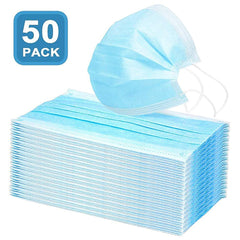 Disposable Face Mask- 3 layers (50 Pcs)