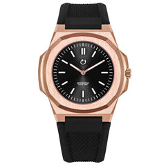 NUUN - Black Onyx Rosegold - Index