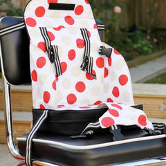 2 in 1 Seat & storage pouch