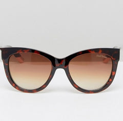 Black Phoenix Cat Eye Sunglasses