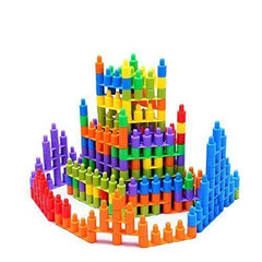 SHAWE - Interlocking building set (100 pcs)