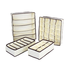 Closet Dividers and storage box