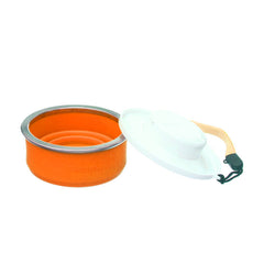 BNEWS - Collapsible Travel Mug - Orange