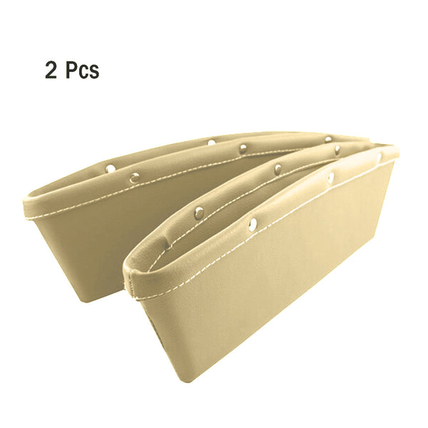 Car Storage Pouch - Beige