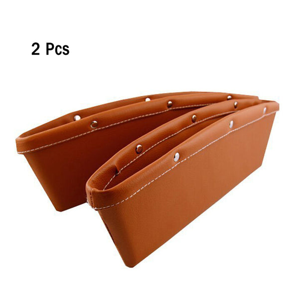 Car Storage Pouch - Brown