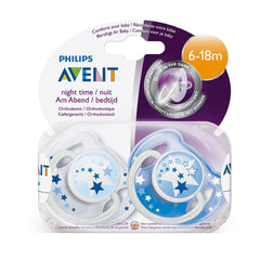 PHILIPS AVENT - Night time soothers