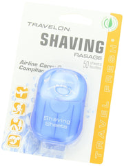 TRAVELON - Shaving sheets