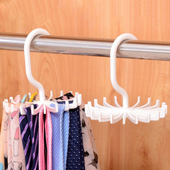 Multi-port Circular Tie and Belt Hanger