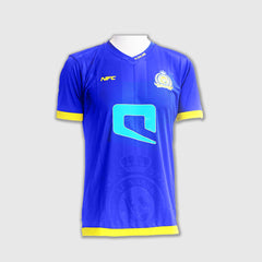 ALNASSR HOME - Men's T-Shirt - Blue