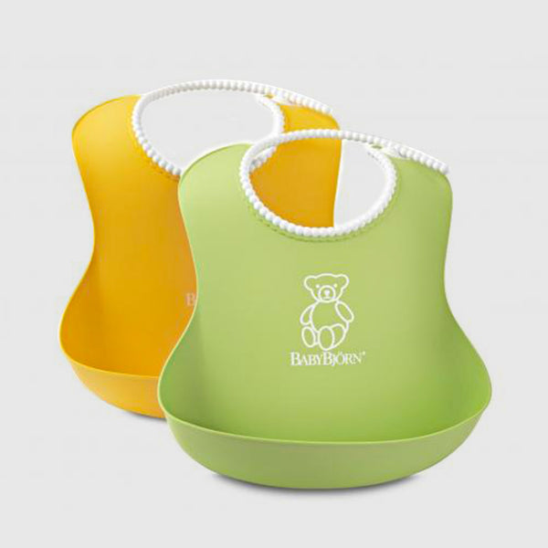 BABY JOHN - Infant Food Bib (2 pcs)